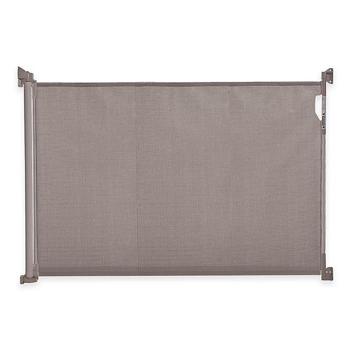 Alternate image 1 for Dreambaby® Indoor/Outdoor Retractable Gate in Grey