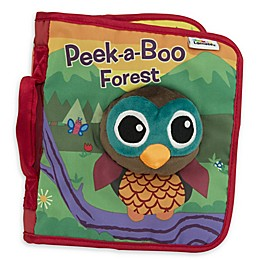 "Lamaze® ""Peek-A-Boo Forest"" Soft Book"