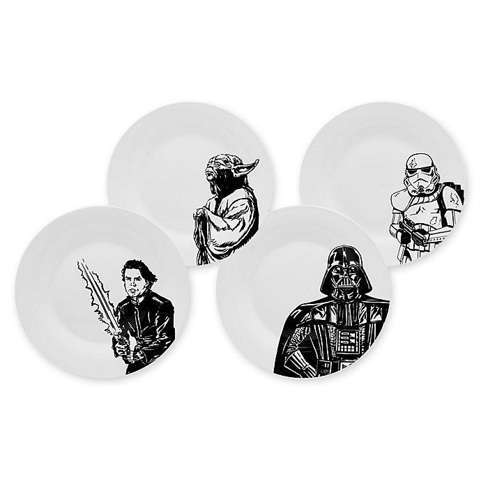 Alternate image 1 for Star Wars™ Dinner Plates (Set of 4)