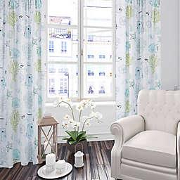 Levtex Home Arielle 84-Inch Rod Pocket Window Curtain Panel