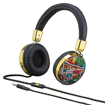 Marvel® Comics Fashion Headphones