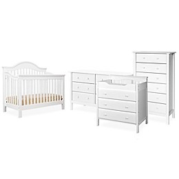 DaVinci Jayden Nursery Furniture Collection in White