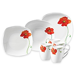 Tabletops Gallery® Poppy Dinnerware Collection