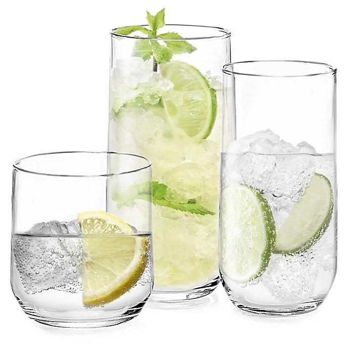 Alternate image 1 for Luminarc Mode 18-Piece Drinkware Set