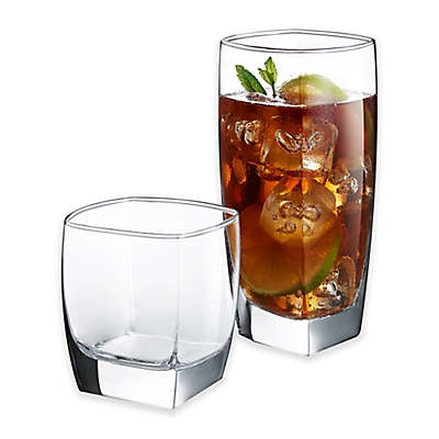 Luminarc Sonata 16-Piece Drinkware Set