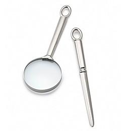 Mary Jurek Design Omega Magnifying Glass and Letter Opener