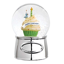Reed & Barton® Let's Celebrate Happy Birthday Musical Water Globe