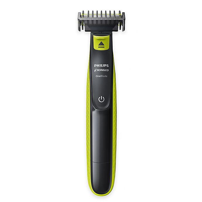 Alternate image 1 for <P>Philips Norelco OneBlade Hybrid Electric Shaver</P>