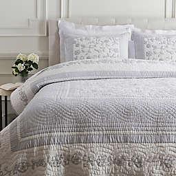 Surya Delaney Cotton/Linen Quilt