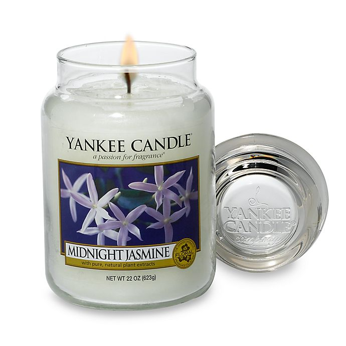 Alternate image 1 for Yankee Candle® Midnight Jasmine Scented Candles
