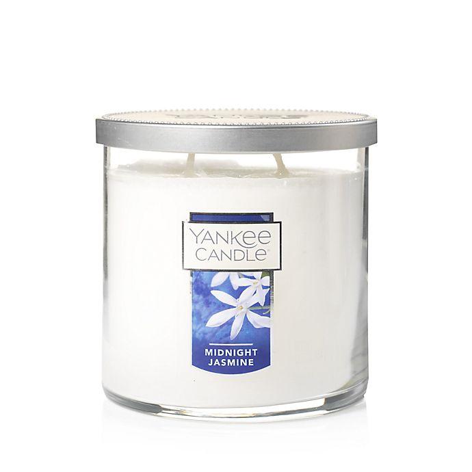 Alternate image 1 for Yankee Candle® Midnight Jasmine Medium Lidded Candle Tumbler