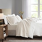 Madison Park 3M Microcell Queen Sheet Set in Ivory