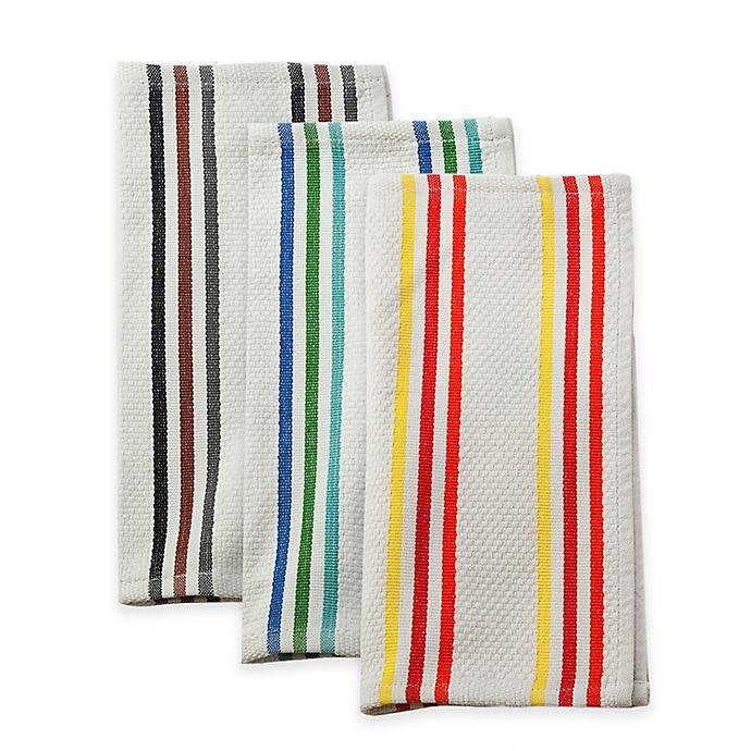 le creuset® dish cloths (set of 3)   bed bath & beyond