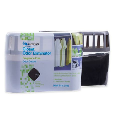 Airboss 174 Charcoal Closet Odor Eliminator Bed Bath Amp Beyond