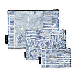 Zippered Ripstop Folio Pouch Collection