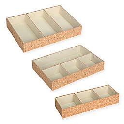 Cork Drawer Organizer Collection