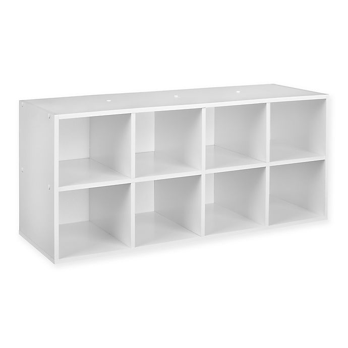Alternate image 1 for ClosetMaid® Shoe Organizer in White