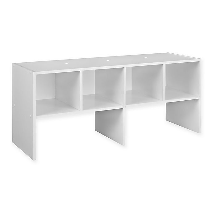 Closetmaid Shelf Organizer In White