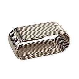 ClipNote Desk Organizer Clip in Silver