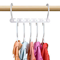 Wonder Hanger MAX™ in White (Set of 6)