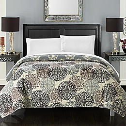 Chic Home Jennifer Reversible Quilt