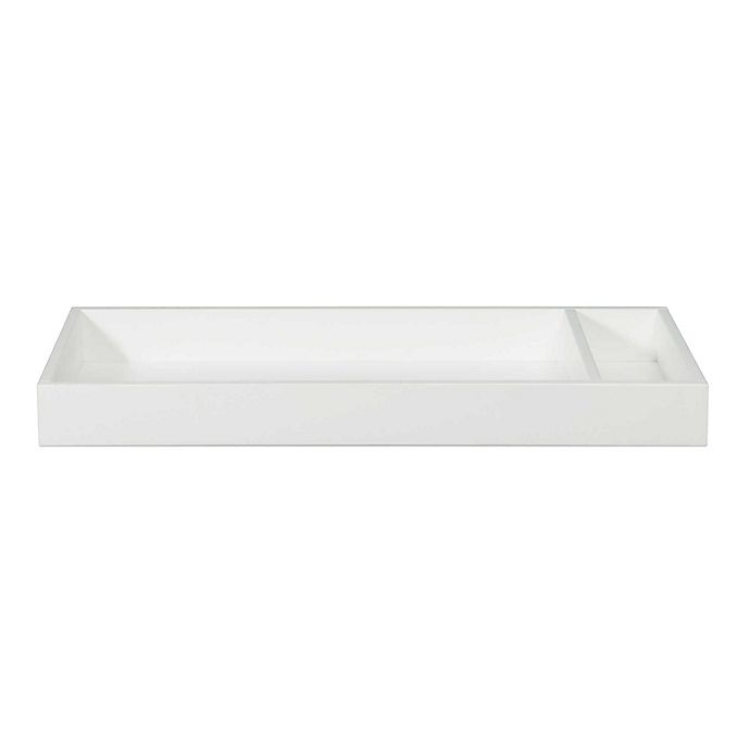 Alternate image 1 for Child Craft™ Premier Changing Tray in Matte White
