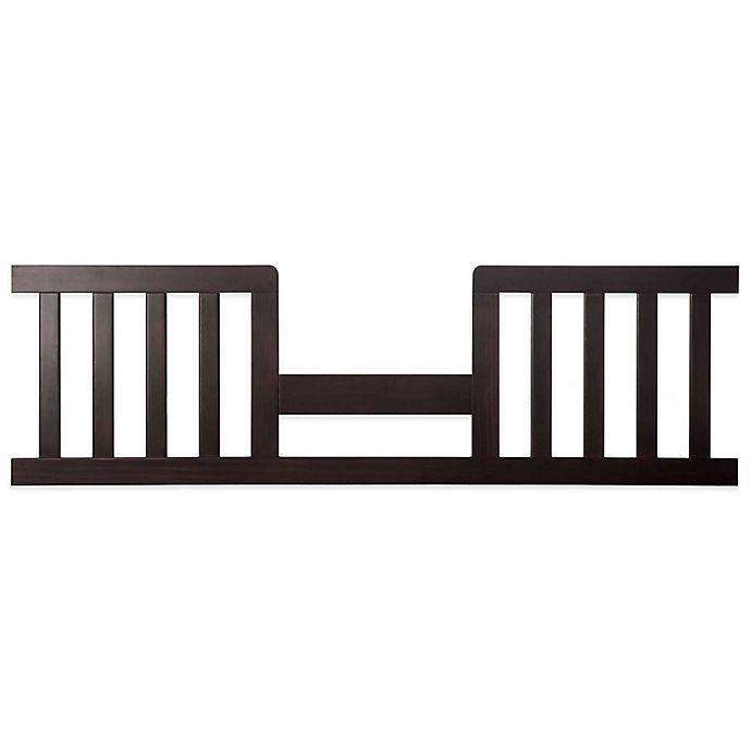 Alternate image 1 for Child Craft™ 4-in-1 Crib Toddler Guard Rail in Jamocha
