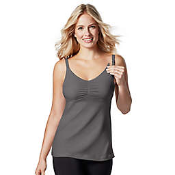 Bravado Designs Dream Nursing Tank in Platinum