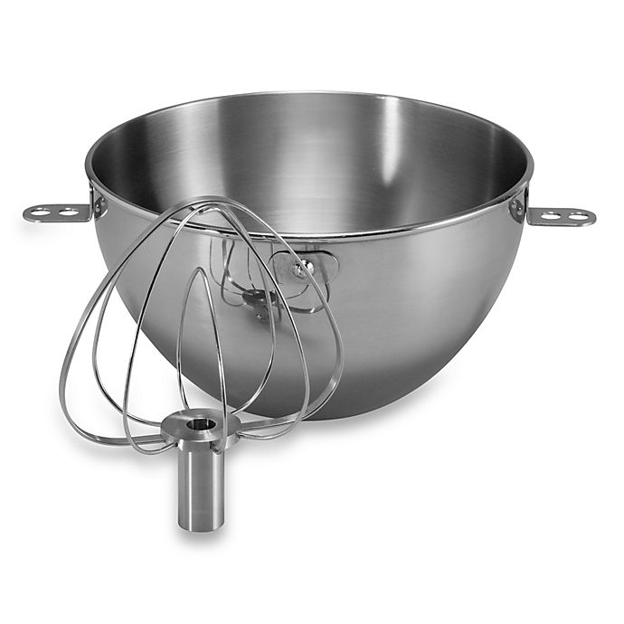 Alternate image 1 for KitchenAid® 3 qt. Bowl with Whip