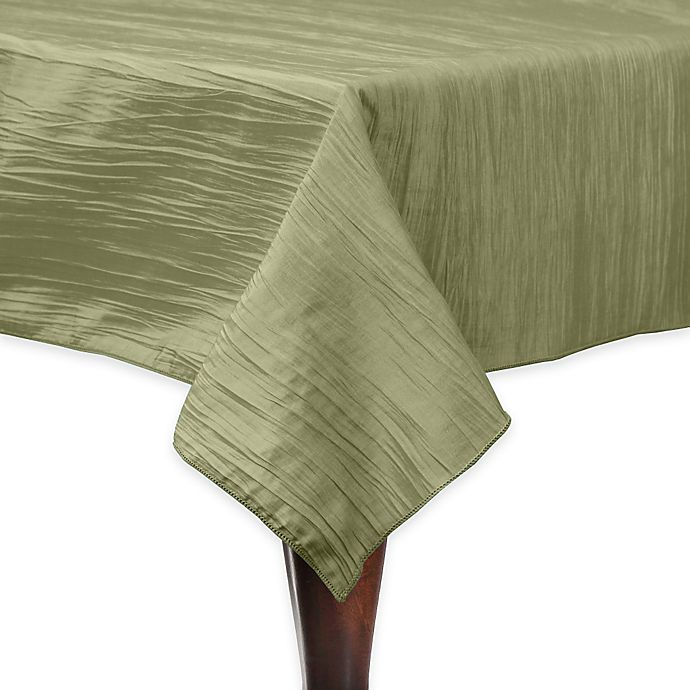 Alternate image 1 for Delano 50-Inch Square Tablecloth in Willow