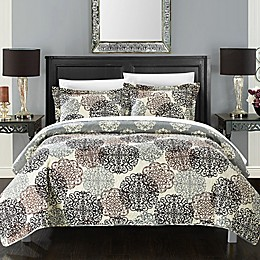 Chic Home Kerrie Reversible Quilt Set