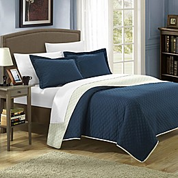 Chic Home Lugano 7-Piece Reversible Quilt Set