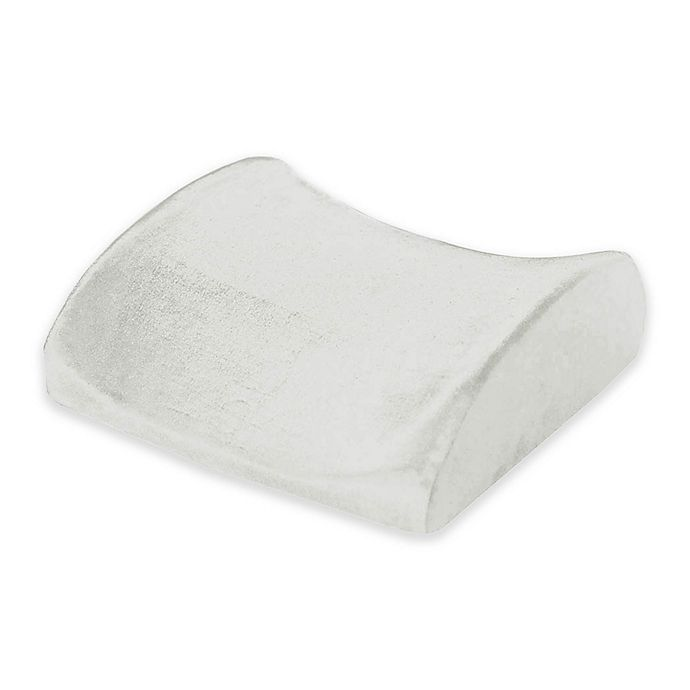 Buy Remedy Natural Pedic Small Lumbar Memory Foam Support