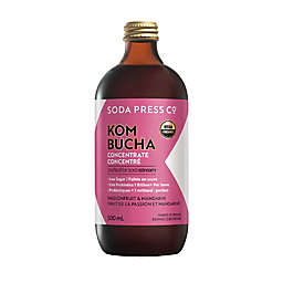 SodaStream® Soda Press Kombucha Passionfruit and Mandarin Concentrate