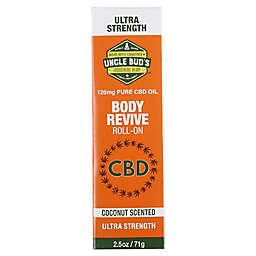 Uncle Bud's® CBD 2.5 oz. CBD Muscle Revive Roll-On
