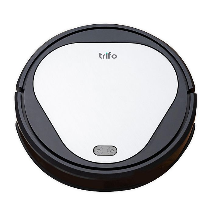 Alternate image 1 for Trifo Emma Essential Robot Vacuum Cleaner in Black/Silver