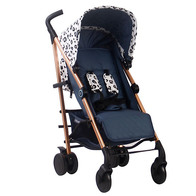 Alternate image 1 for Your Babiie MAWMA By Snooki Corinthia Lightweight Stroller