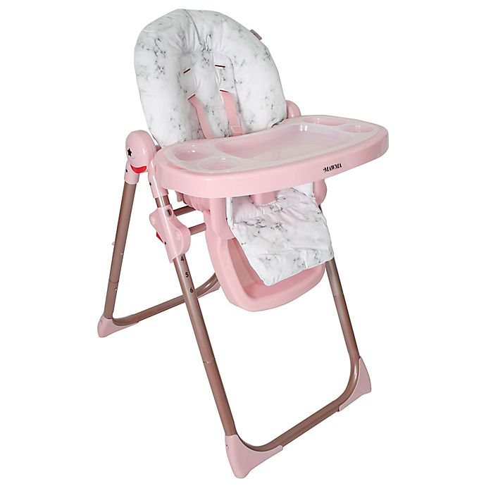Alternate image 1 for Your Babiie MAWMA by Snooki Fitzrovia High Chair