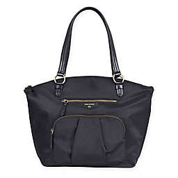 TWELVElittle® Allure Dome Satchel in Black