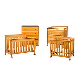 DaVinci Kalani Nursery Furniture Collection in Honey Oak