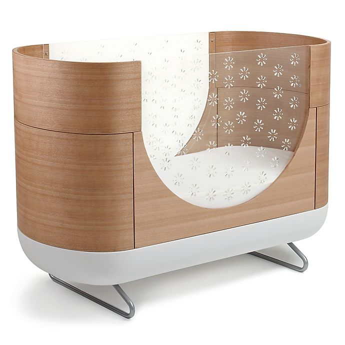 Alternate image 1 for Ubabub Pod Crib in Natural