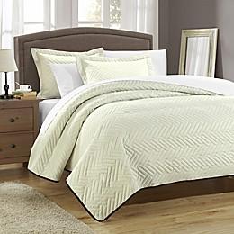 Chic Home Pisa 2-3-Piece Reversible Quilt Set