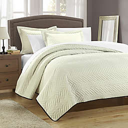Chic Home Pisa 2-3-Piece Reversible Quilt Set
