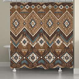 Laural Home® Santa Fe Shower Curtain