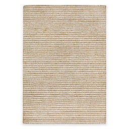 Trans-Ocean Stripes Handcrafted Indoor/Outdoor Rug