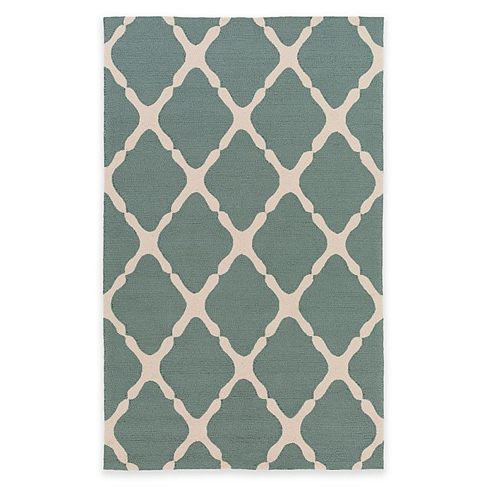 Alternate image 1 for Style Statements by Surya 9-Foot x 12-Foot Masis Indoor/Outdoor Area Rug in Green/Grey