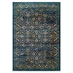 Safavieh Evoke Omid Area Rug in Navy/Gold
