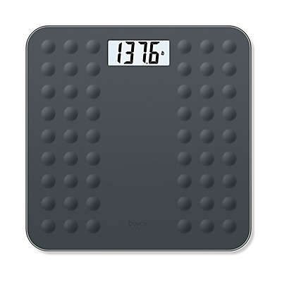 Beurer Silicone Personal Scale in Grey