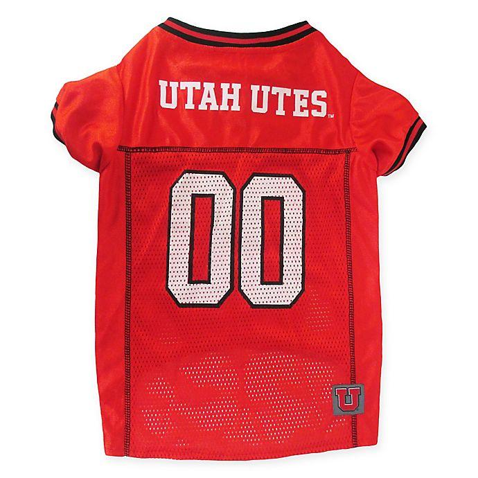 Alternate image 1 for University of Utah Pet Jersey