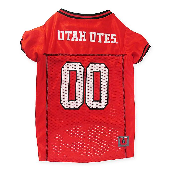 Alternate image 1 for University of Utah Large Pet Jersey